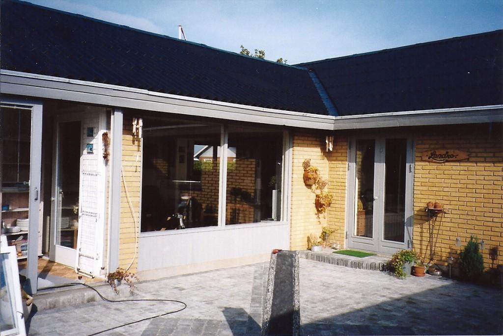Udskiftning af døre og vinduer før